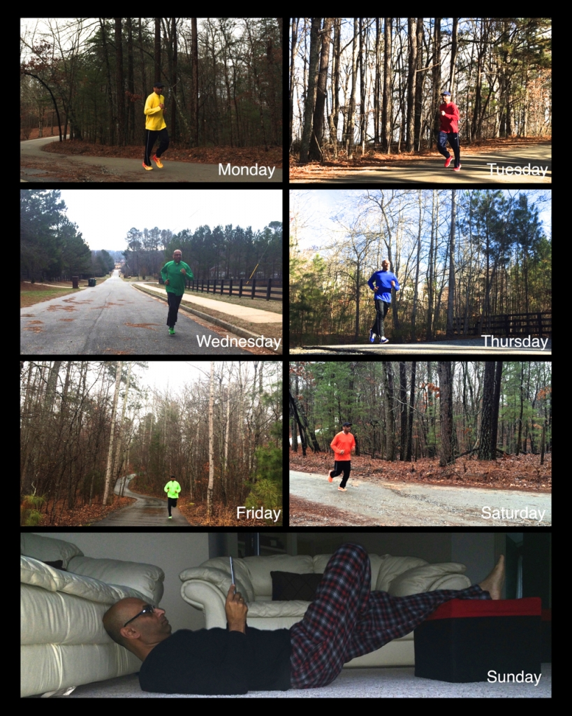 Run for the Week